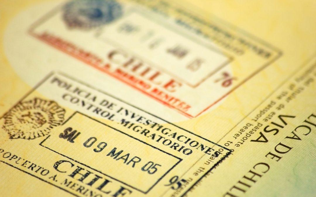 Cómo iniciar un negocio en Chile VI: VISAS e Inmigración