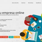 Registry of Companies through the portal www.tuempresaenundia.cl