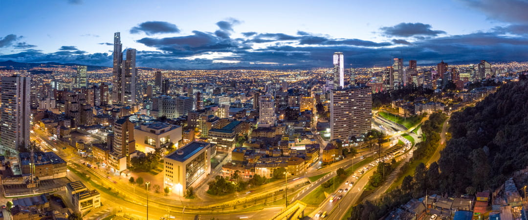 Colombia approved a tax reform which would decrease the tax paid