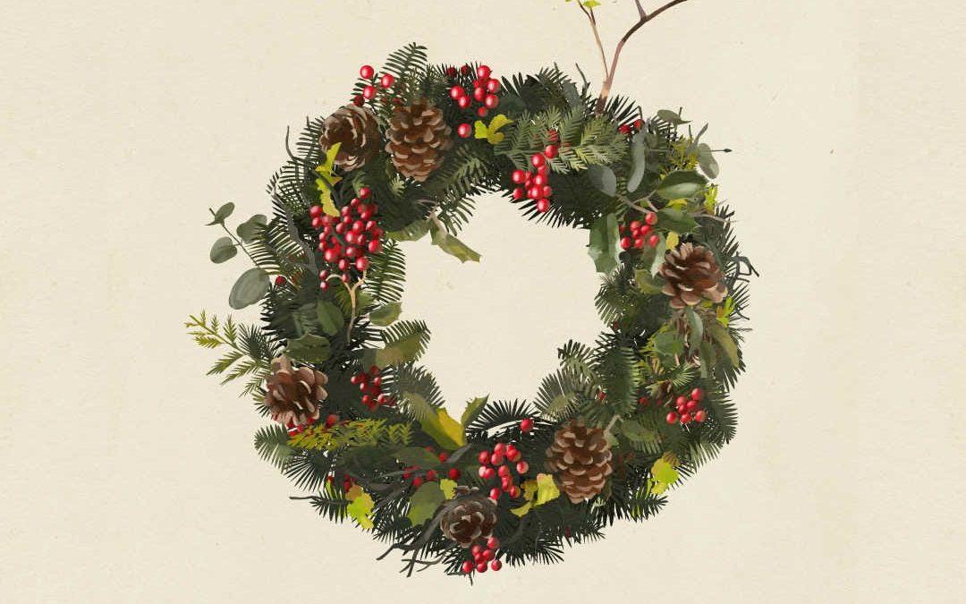 ¡Les deseamos Felices fiestas!